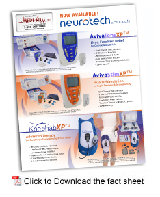 Neurotech Products Flyer